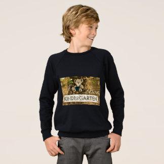 J'aime le jardin d'enfants sweatshirt