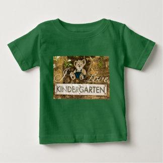 J'aime le jardin d'enfants t-shirt pour bébé