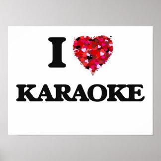 J'aime le karaoke poster