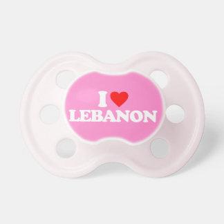 J'AIME LE LIBAN TÉTINES