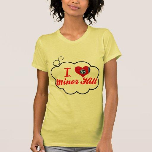 J'aime le mineur+Colline, Tennessee T-shirt