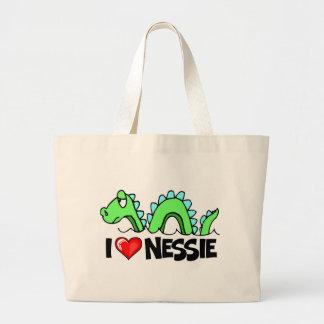 J'aime le Nessie Grand Sac
