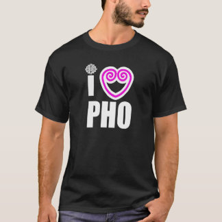 j'aime le pho t-shirt