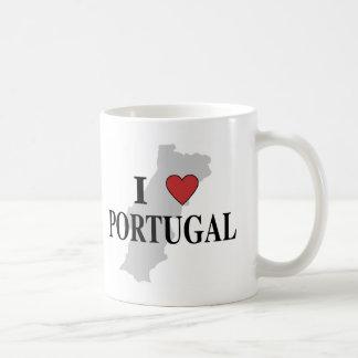 J'aime le Portugal Mug