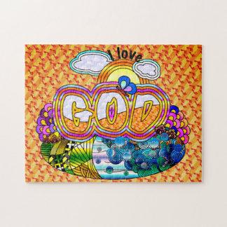 J'aime le puzzle de Dieu