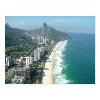 J'aime le Rio de Janeiro Carte Postale