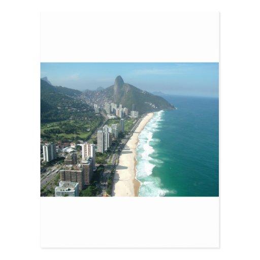 J'aime le Rio de Janeiro Cartes Postales
