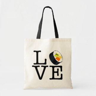 J'aime le sac de sushi