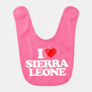 J'AIME LE SIERRA LEONE BAVOIR