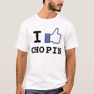 J'aime le T-shirt Chopin