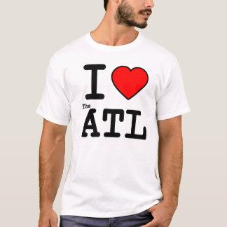 J'aime le T-shirt d'ATL