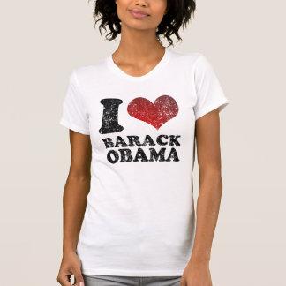 J'aime le T-shirt de Barack Obama