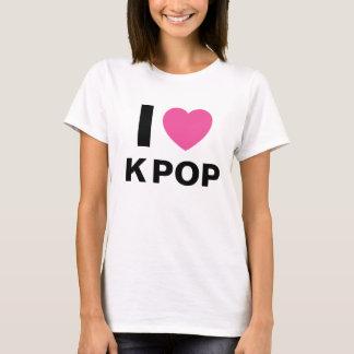 J'aime le T-shirt de K POP