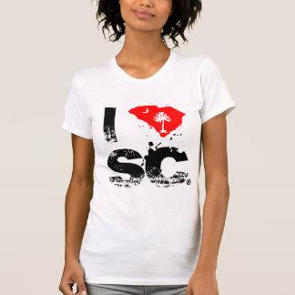 J'aime le T-shirt de la Caroline du Sud