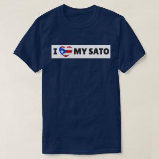J'AIME le T-shirt de M SATO (CHIEN)