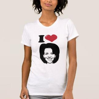 J'aime le T-shirt de Michelle Obama
