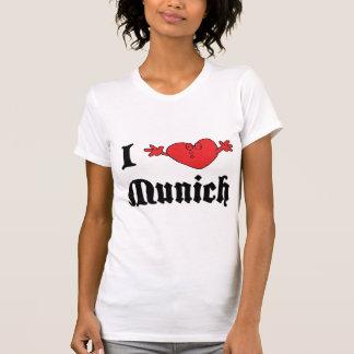 J'aime le T-shirt de Munich