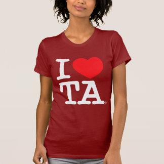 J'aime le T-shirt de Tel Aviv |