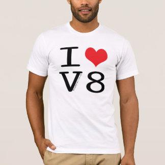 J'aime le T-shirt de V8