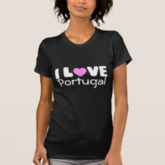 J'aime le T-shirt du Portugal |