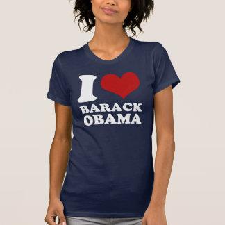 J'aime le T-shirt (propre) de Barack Obama