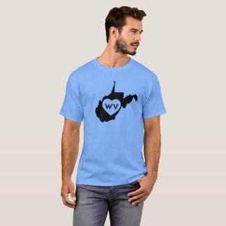 J'aime le T-shirts des hommes d'état de la