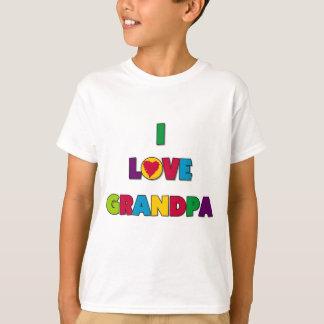 J'aime le T-shirts et les cadeaux de grand-papa
