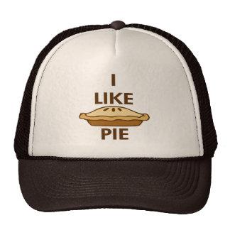 J'aime le tarte casquettes de camionneur