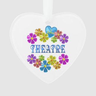 J'aime le théâtre