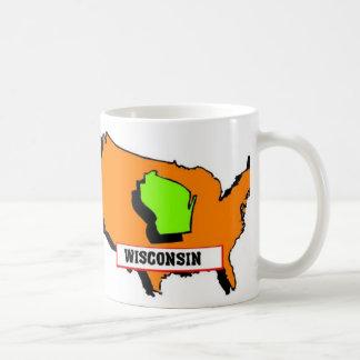 J'aime le Wisconsin Mug