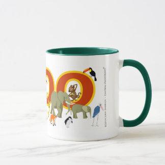 J'aime le zoo mugs