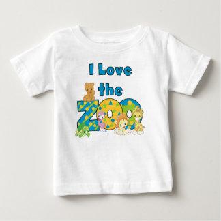 J'aime le zoo t-shirt pour bébé