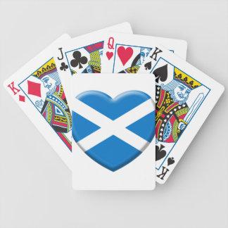 j'aime l'Ecosse Jeu De Poker