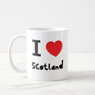 J'aime l'Ecosse Mug