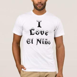 J'aime l'EL Niño T-shirt