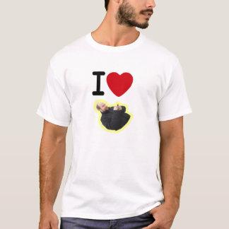 J'aime l'entaille ! t-shirt