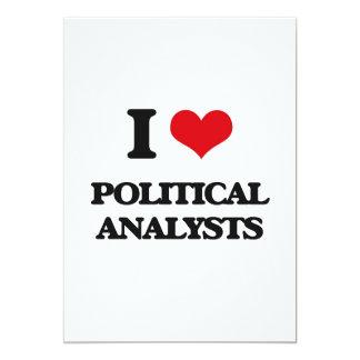 J'aime les analystes politiques bristol