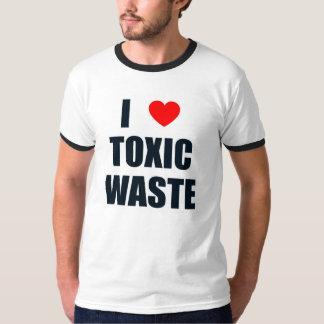 J'aime les déchets toxiques t-shirt