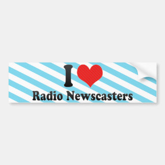 J'aime les présentateurs par radio adhésifs pour voiture