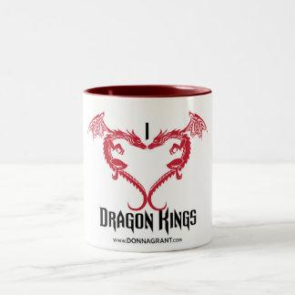J'aime les Rois Mug de dragon