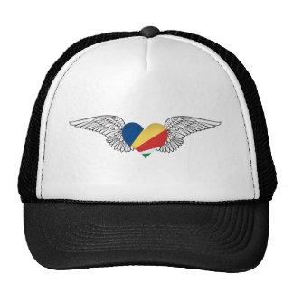 J'aime les Seychelles - ailes Casquette