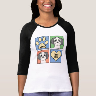 J'aime Lhasa Apsos T-shirt
