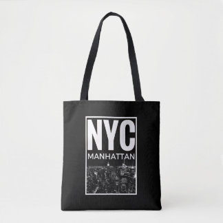 J'aime l'horizon de NYC New York Manhattan Sac