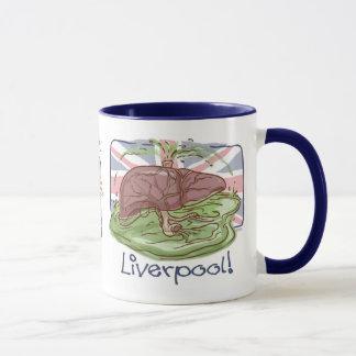 J'aime l'humour de Liverpool Tasse