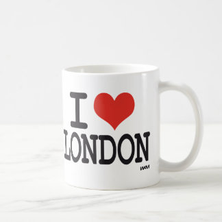 J'aime Londres Mug