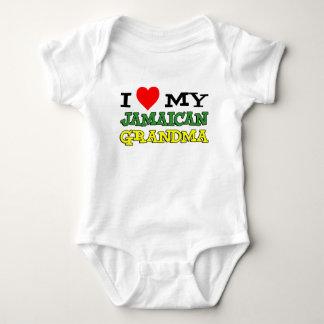 J'aime ma grand-maman jamaïcaine body