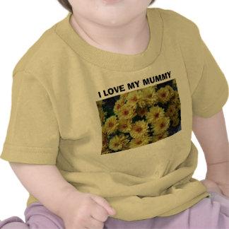 J'AIME MA MAMAN, mamans modifiées la tonalité Onse T-shirt