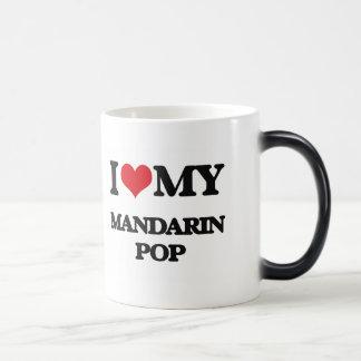 J'aime ma MANDARINE POP Mug