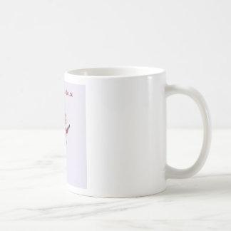 J'aime ma mère dans law1 mug