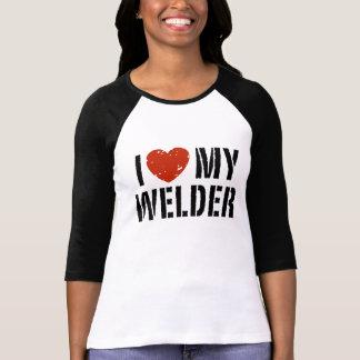 J'aime ma soudeuse t-shirt